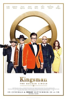 The Kingsman – The Golden Circle