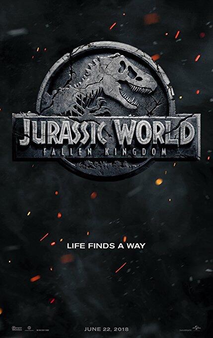 Jurassic World : FallenKingdom